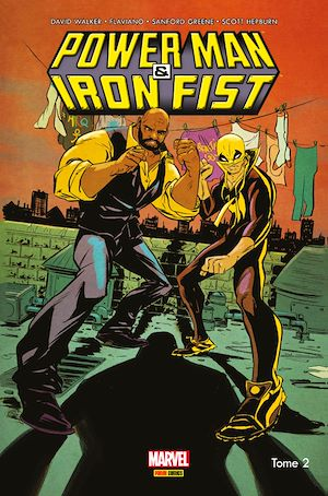 Téléchargez le livre :  Power Man et Iron fist All-new All-different T02