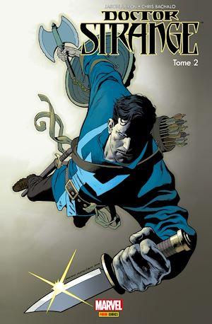 Téléchargez le livre :  Doctor Strange T02