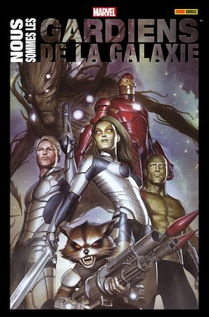 Téléchargez le livre :  Nous sommes les Gardiens de la Galaxie