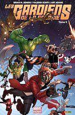 Télécharger le livre :  Les Gardiens de la Galaxie Marvel Now T05