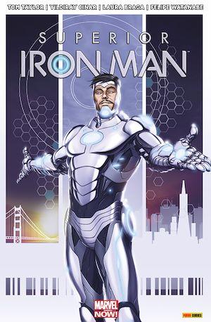 Téléchargez le livre :  Superior Iron Man