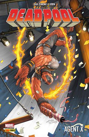Téléchargez le livre :  Deadpool T08