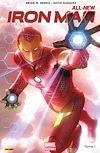 Téléchargez le livre numérique:  All-New Iron Man T01