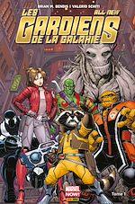 Télécharger le livre :  All-new Les Gardiens de la Galaxie T01