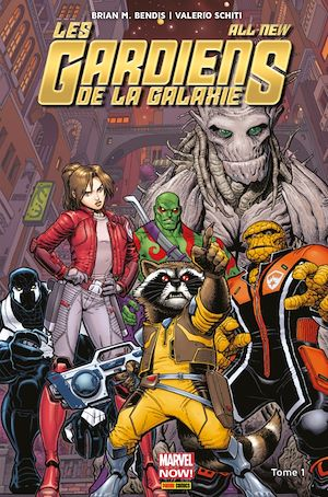 Téléchargez le livre :  All-New Les Gardiens de la Galaxie (2015) T01