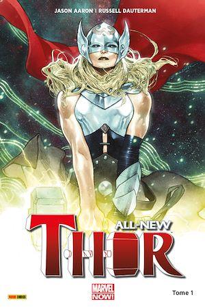 Téléchargez le livre :  All-new Thor T01