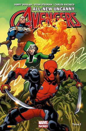 Téléchargez le livre :  All-New Uncanny Avengers T01
