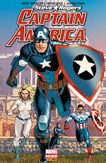 Télécharger le livre :  Captain America : Steve Rogers T01