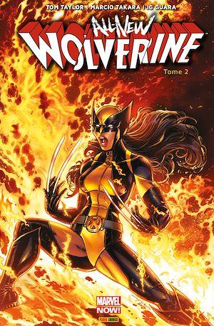 Téléchargez le livre :  All-New Wolverine (2016) T02