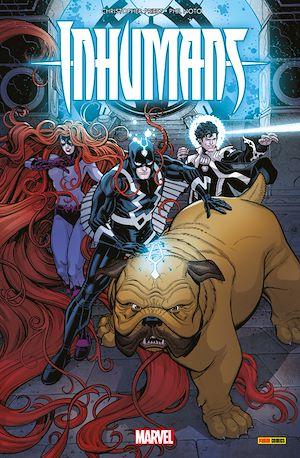 Téléchargez le livre :  Inhumans - Rois d'hier et de demain