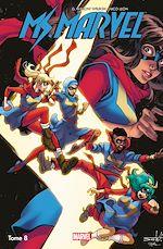 Télécharger le livre :  Miss Marvel T08