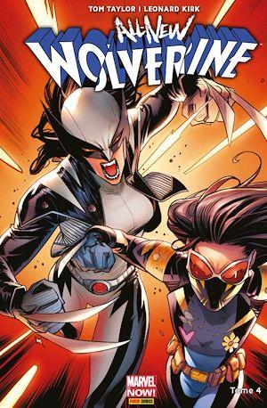 Téléchargez le livre :  All-New Wolverine T04