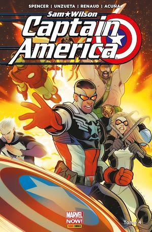 Téléchargez le livre :  Captain America : Sam Wilson T04