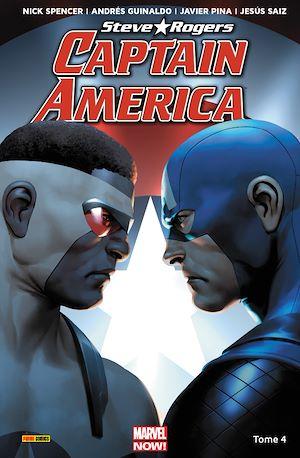 Téléchargez le livre :  Captain America : Steve Rogers T04
