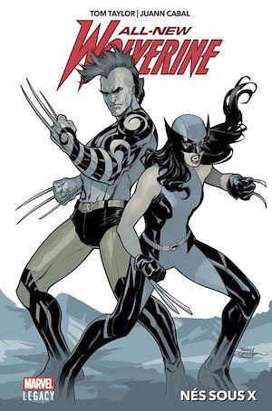 Téléchargez le livre :  All-New Wolverine (2016) T01