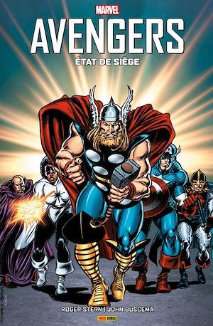 Avengers - État de siège | Stern, Roger. Auteur