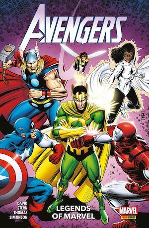 Téléchargez le livre :  Avengers (2013) T02