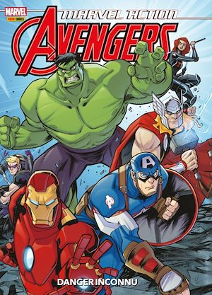 Téléchargez le livre :  Marvel Action Avengers T01