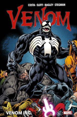Téléchargez le livre :  Venom (2017) T02