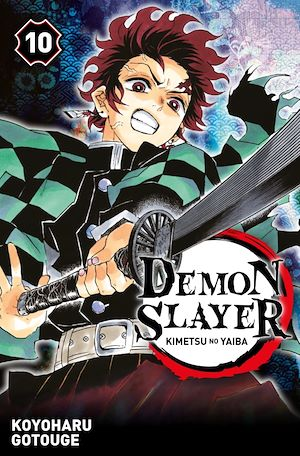 Téléchargez le livre :  Demon Slayer T10