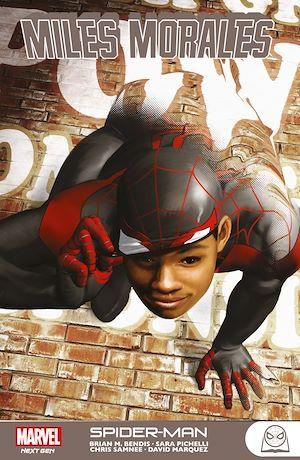 Téléchargez le livre :  Miles Morales : Spider-Man
