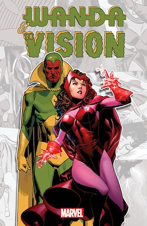 Téléchargez le livre :  Wanda & la Vision