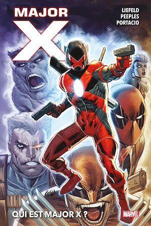 Téléchargez le livre :  Major X : Qui est Major X ?