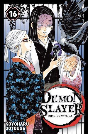 Téléchargez le livre :  Demon Slayer T16