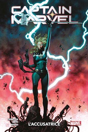 Téléchargez le livre :  Captain Marvel (2019) T04