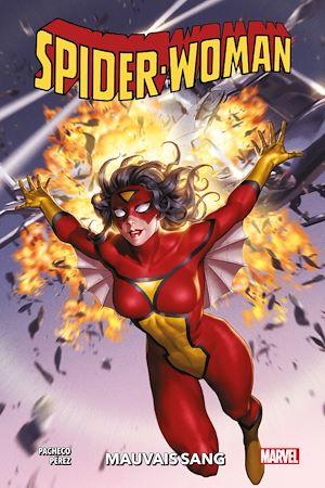 Téléchargez le livre :  Spider-Woman T01