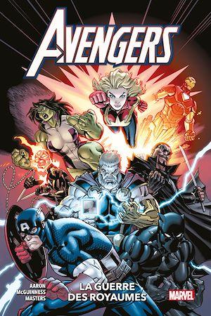 Téléchargez le livre :  Avengers (2018) T04