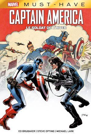 Téléchargez le livre :  Best of Marvel (Must-Have) : Captain America - Le Soldat de l'Hiver
