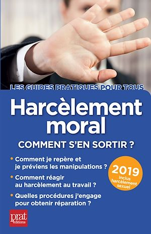 Téléchargez le livre :  Harcèlement moral 2019