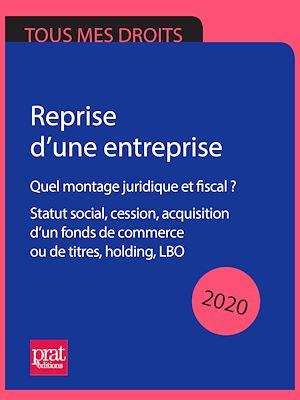 Téléchargez le livre :  Reprise d'une entreprise 2020