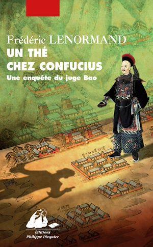 Téléchargez le livre :  Un thé chez Confucius