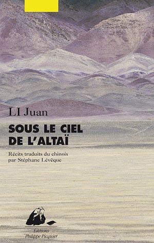 Téléchargez le livre :  Sous le ciel de l'Altaï