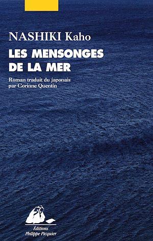 Téléchargez le livre :  Les Mensonges de la mer