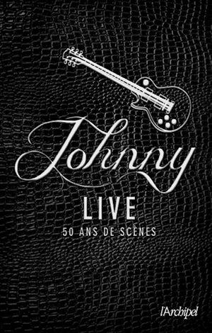 Téléchargez le livre :  Johnny live