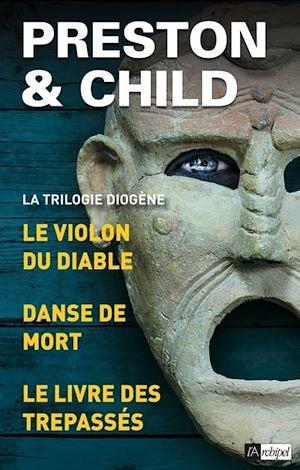 Téléchargez le livre :  La Trilogie Diogène - Trois enquêtes de l'inspecteur Pendergast
