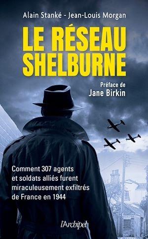 Téléchargez le livre :  Le réseau Shelburn