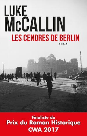 Cover image (Les cendres de Berlin)