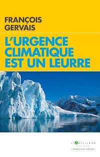Télécharger le livre : L'urgence climatique est un leurre