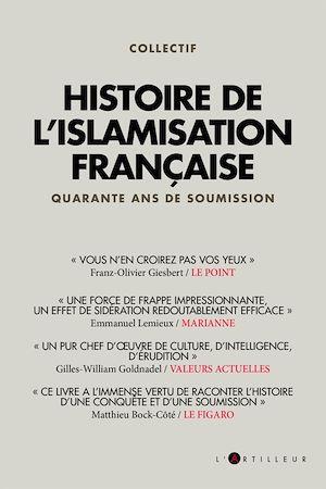 Image de couverture (Histoire de l'islamisation française 1979 - 2019)