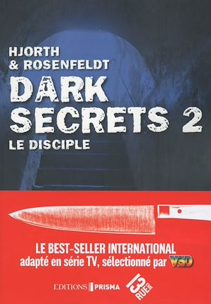 Téléchargez le livre :  Dark secrets 2 - Le disciple