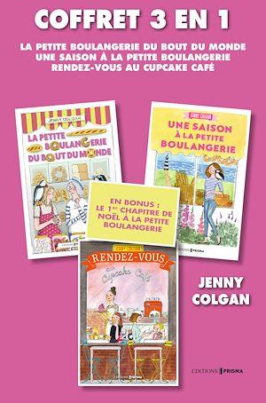 Téléchargez le livre :  Coffret Jenny Colgan : La petite boulangerie 1 et 2 + Rendez-vous au Cupcake café (+1er chap Noël)
