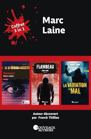 Téléchargez le livre :  Coffret 3 titres - Marc Laine - Trilogie du mal absolu