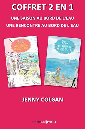 Téléchargez le livre :  Coffret 2 titres - Jenny Colgan - Au bord de l'eau