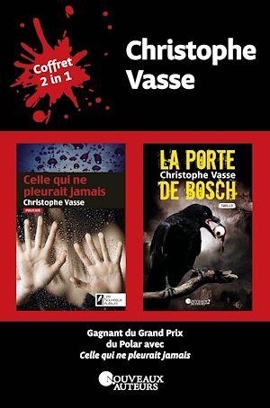 Téléchargez le livre :  Coffret 2 titres - Christophe Vasse