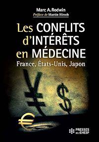 Télécharger le livre : Les conflits d'intérêts en médecine : quel avenir pour la santé ? - France, Etats-Unis et Japon