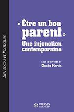 Télécharger cet ebook : « Être un bon parent » : une injonction contemporaine